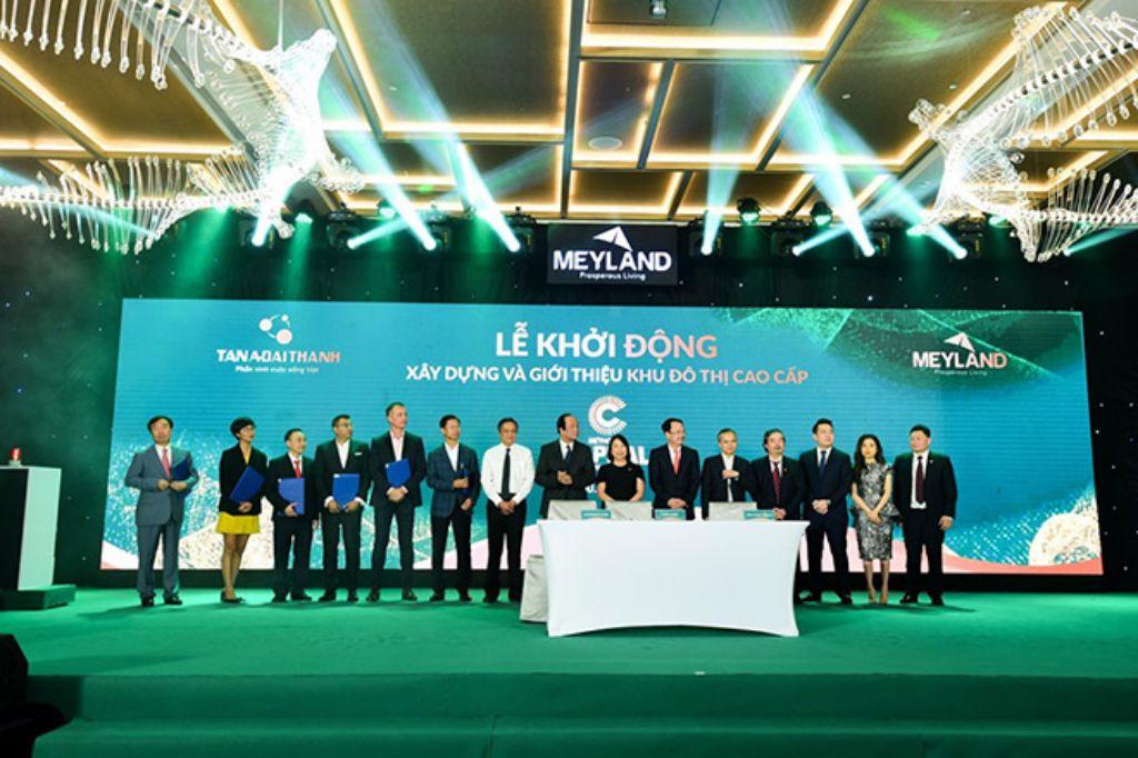 Tân Á Đại Thành ra mắt dự án tâm huyết Meyhomes Capital Phú Quốc