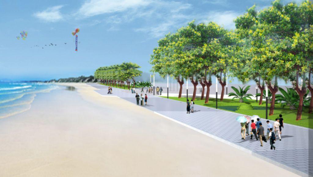 Phú Quốc công bố quy hoạch tuyến đường ven biển Bãi Trường